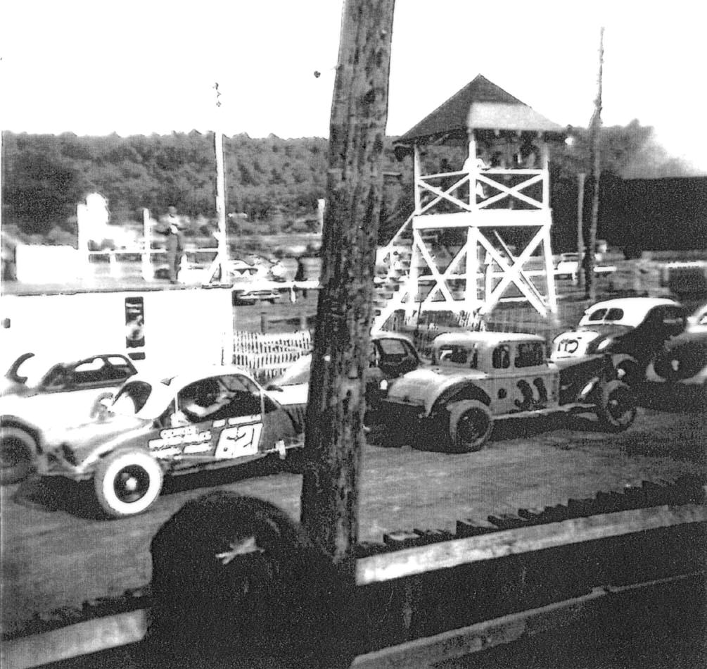 RACE TRACK TOWERS