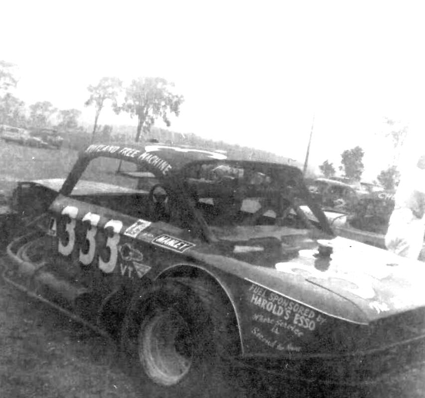 Corvair Dirt Car Driven By Mike HeadI39d Like To Know More