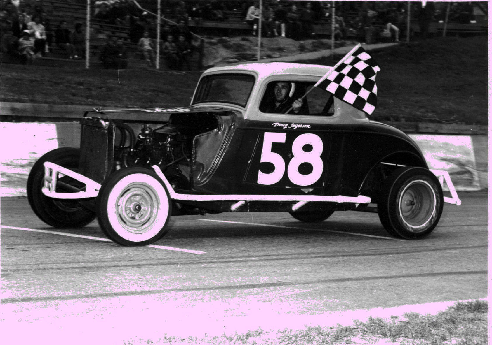 Doug George Racing Pictures To Pin On Pinterest