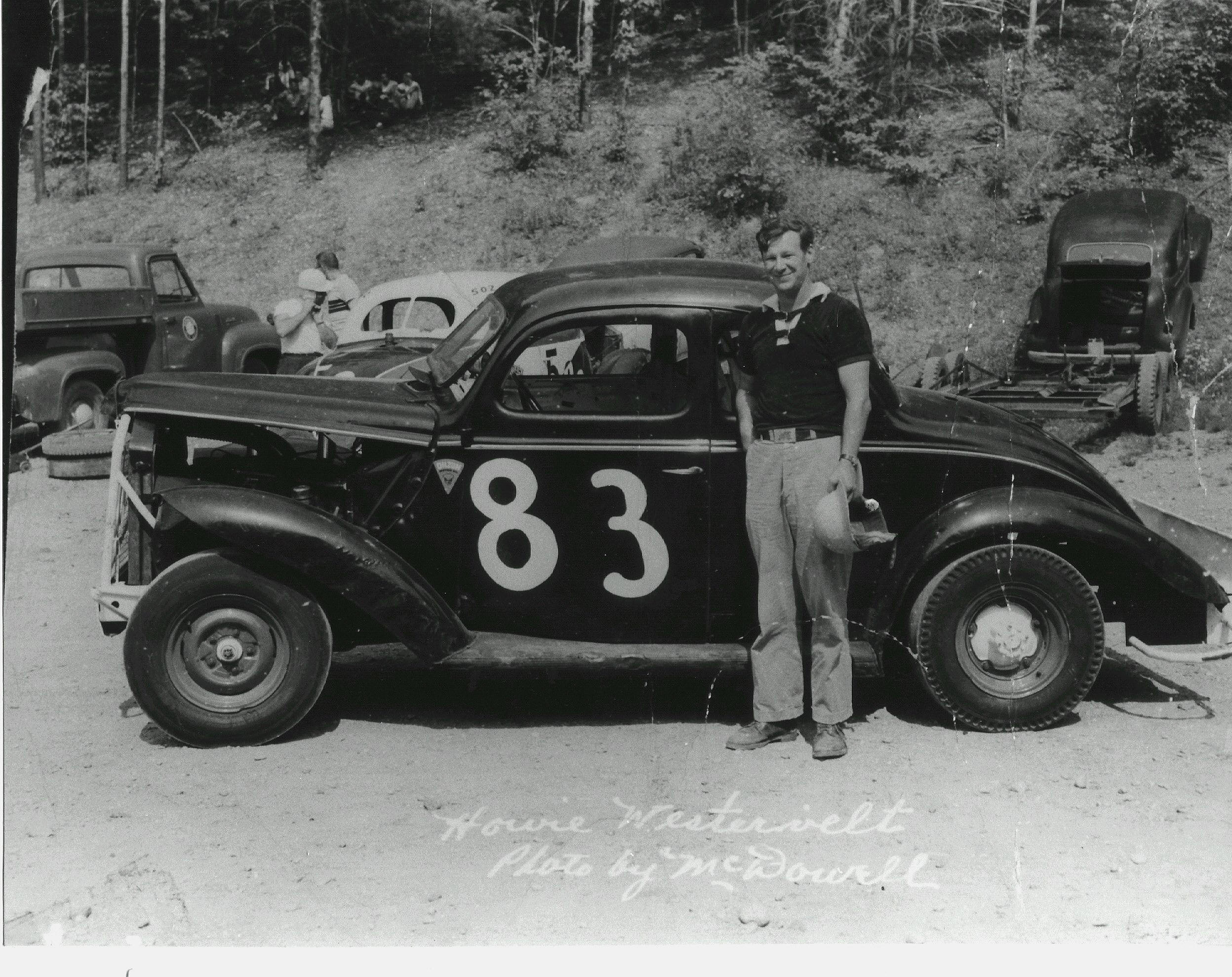 The Evolution of the Race Car